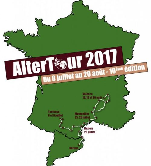 On y sera : L'Altertour fait étape à Toulouse