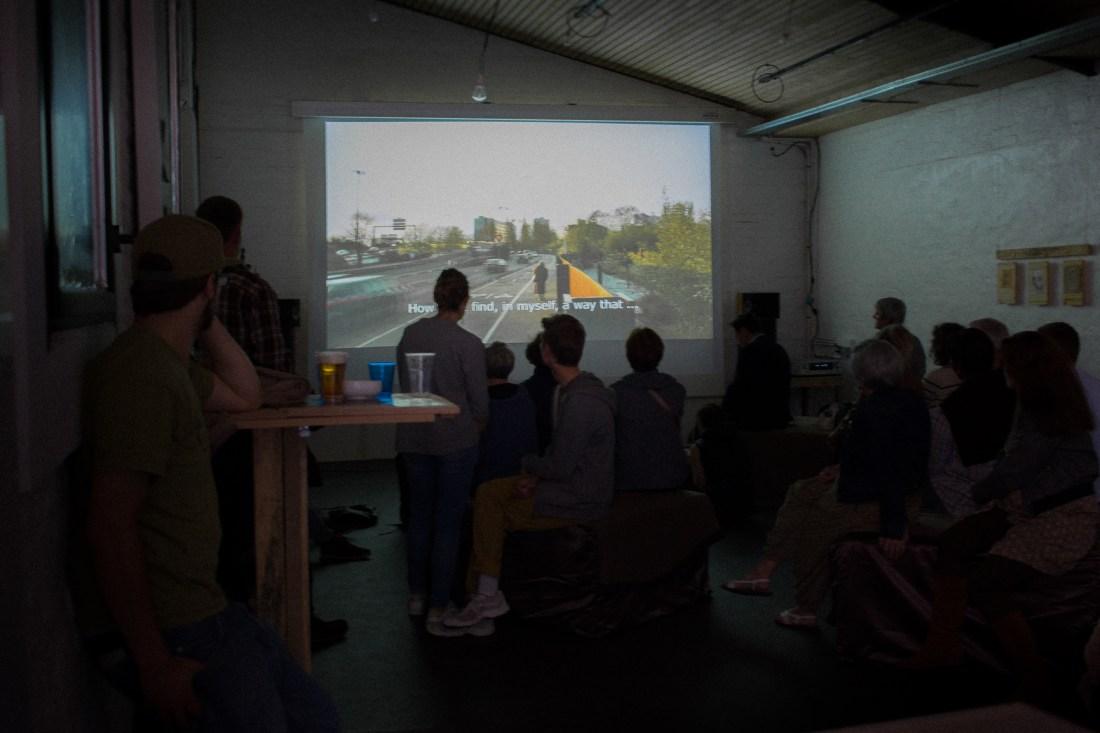 projection de film, pot de l'amitié, évènement, organisation