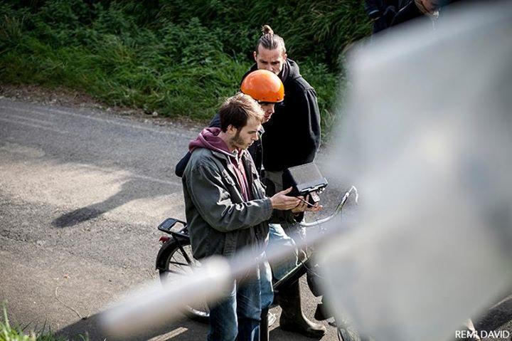 sébastien colaert équip'action, Anthony urbain, préparation de la cascde, Benoît Duvette