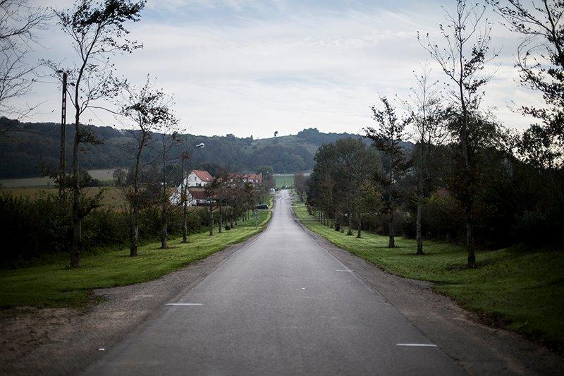 Routes de Colembert, tournage, Pas-de-Calais