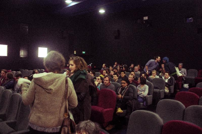 Présentation du court-métrage Le Corps des Anges en Avant-première au cinéma le Méliès Lille Métropole