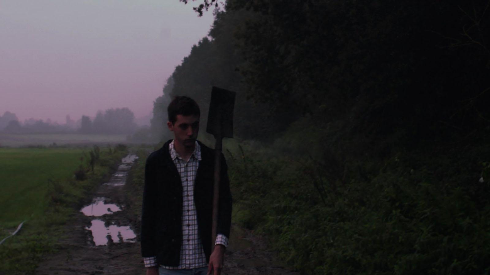 Photogrammes du court-métrage Le Corps des Anges