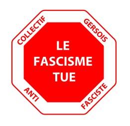 Logo Collectif gersois antifasciste OK