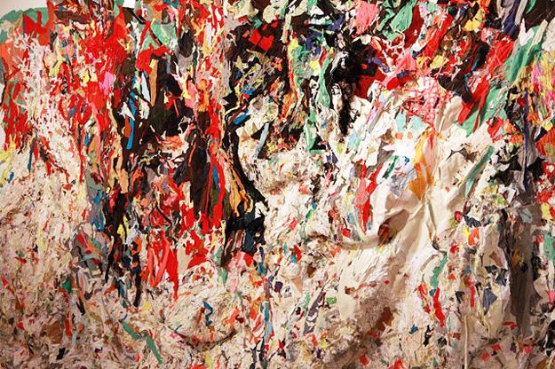 Andrea Myers - Expanse - detail - 2011