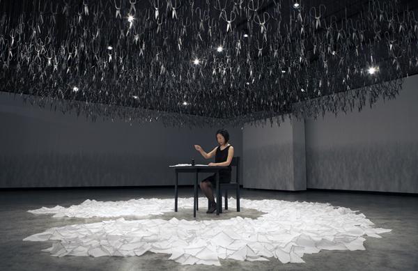 Beili Liu - The Mending Project
