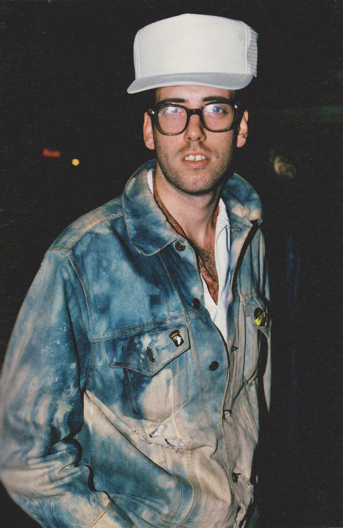 Mick Jones - The Clash - 1982