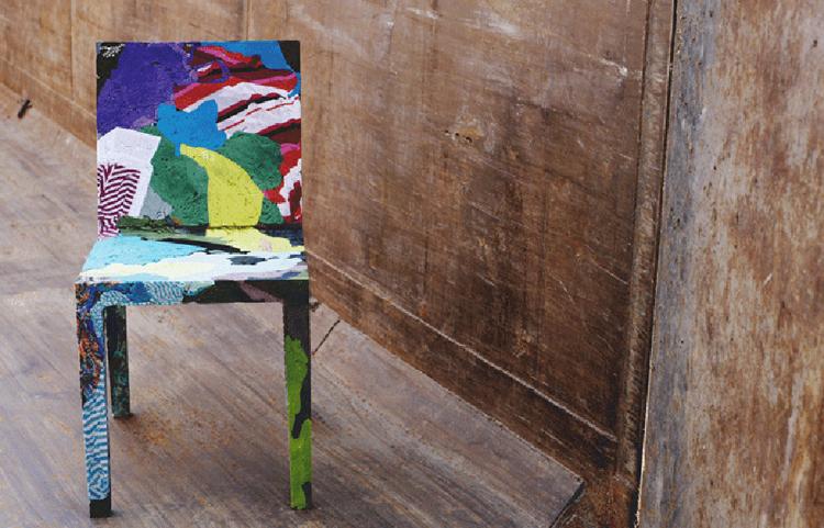 Tobias Juretzek - Rememberme Chair