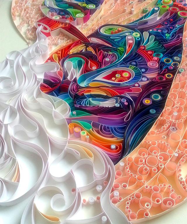 Yulia Brodskaya detail