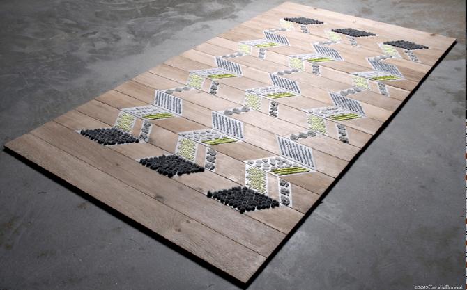 Coralie Bonnet - Wooden Floor