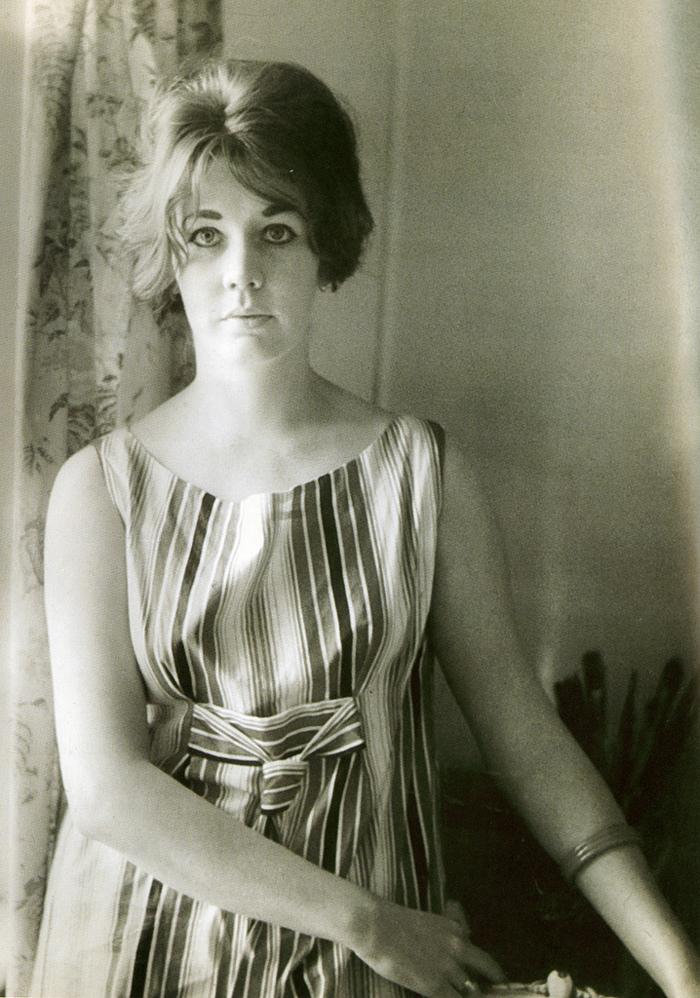 Shirley Craven - Portrait