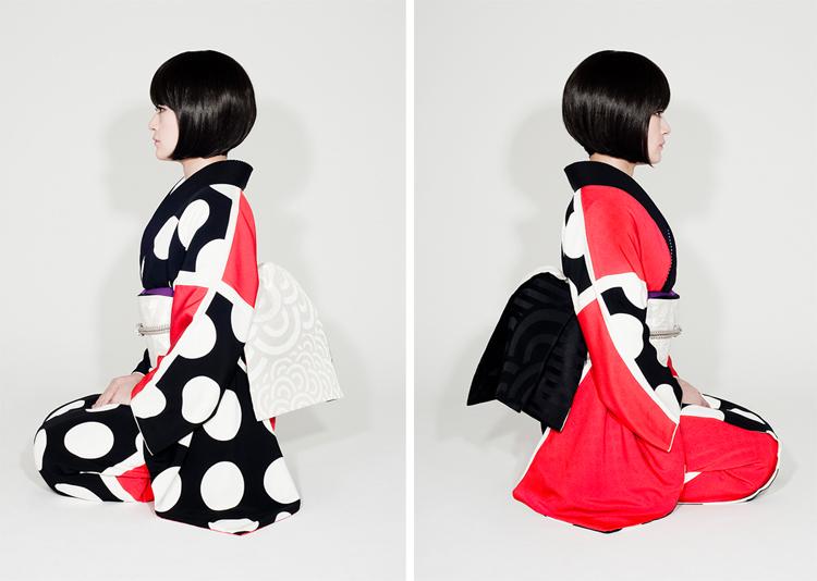 Takahashi Hiroko - Kimono 2