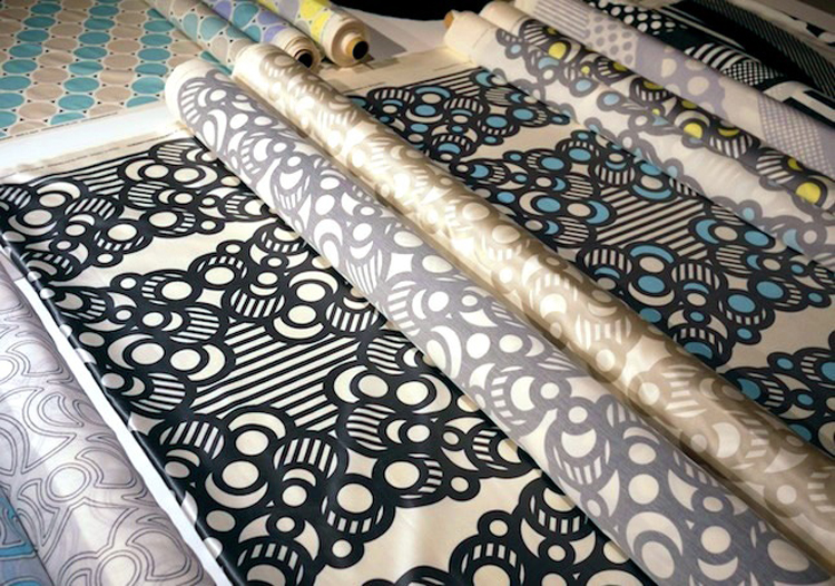 Takahashi Hiroko - Textiles