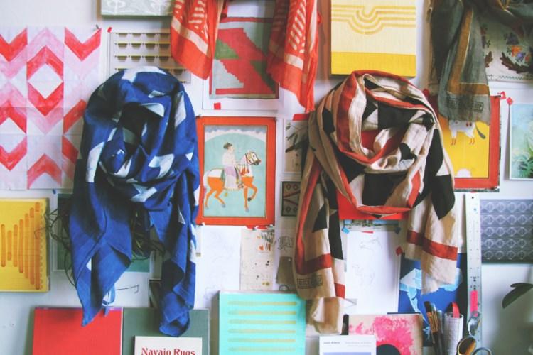 Block Shop - Studio Wall