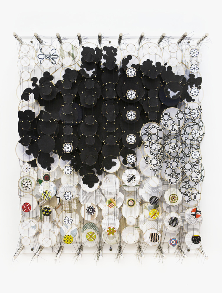 Jacob Hashimoto - Another Town On An Opposite Horizon