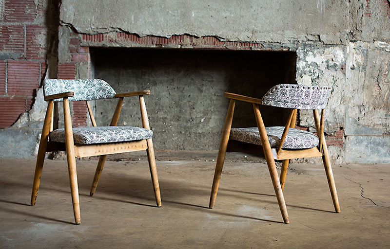 Fayce Textiles - Chairs