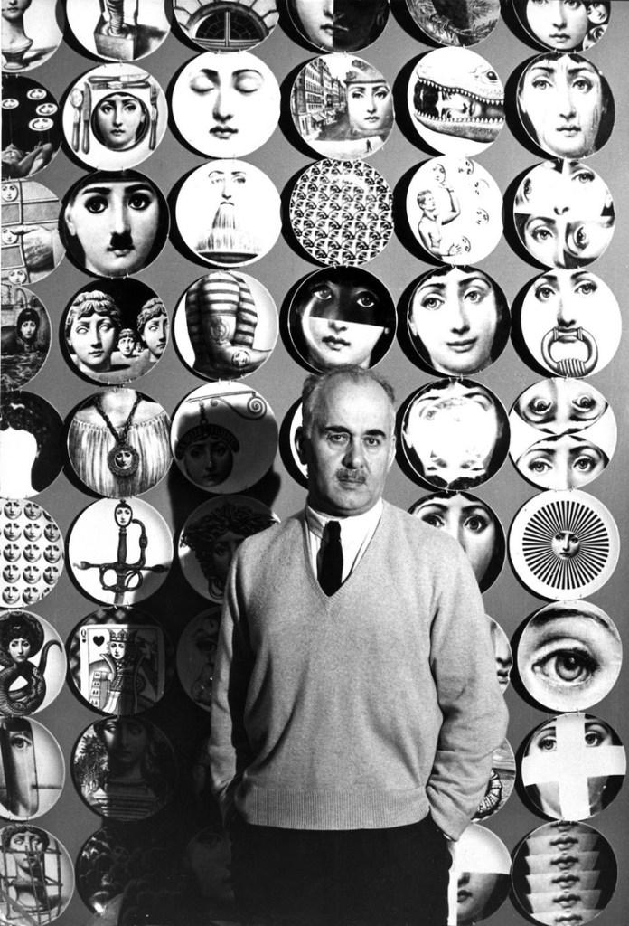 Piero Fornasetti - Plates Wall