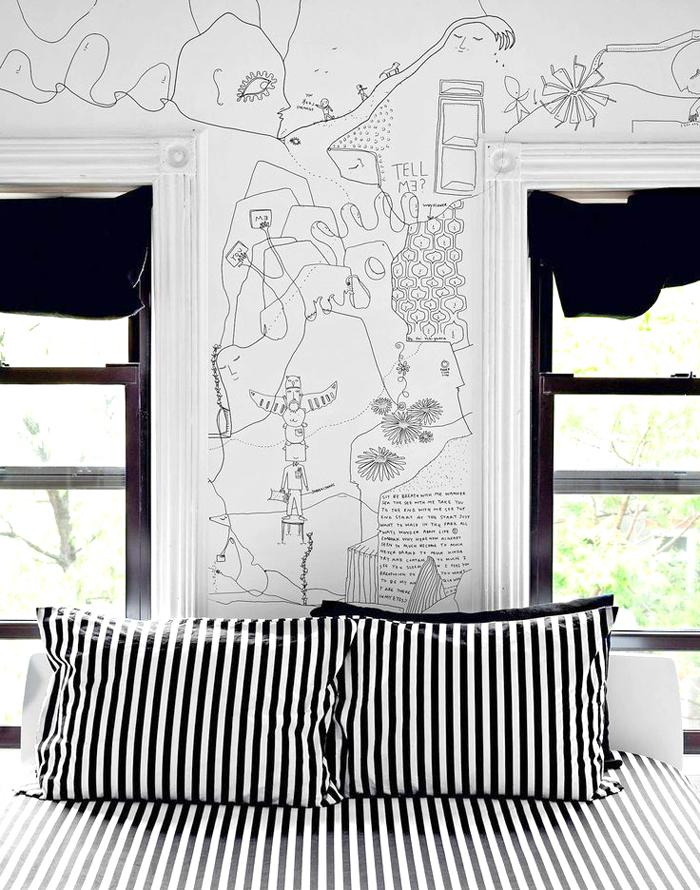 Shantell Martin - Wall