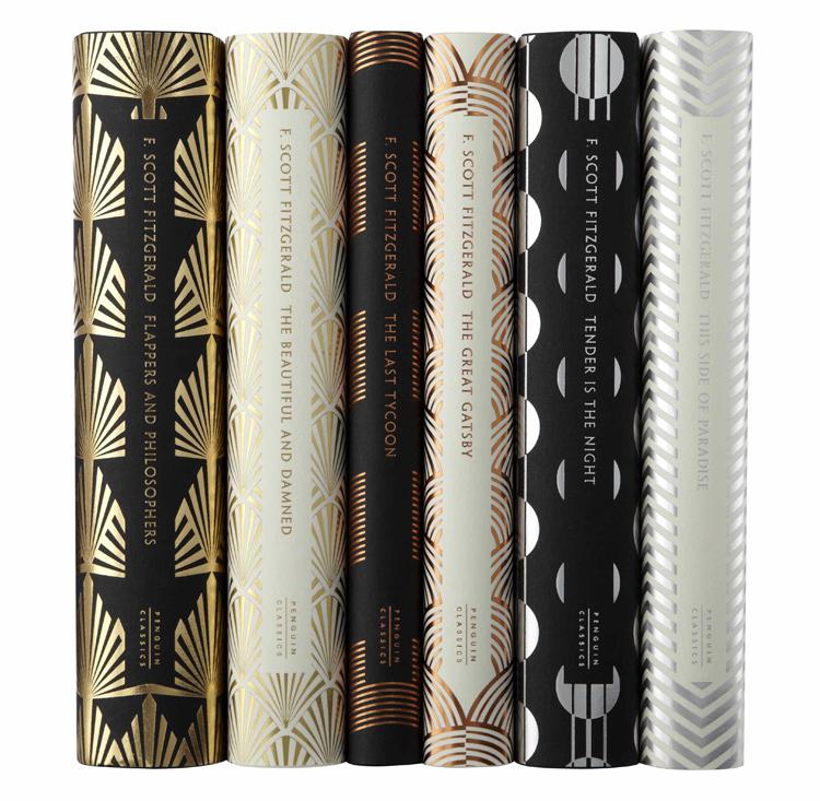 Coralie Bickford-Smith - F. Scott Fitzgerald Covers 1