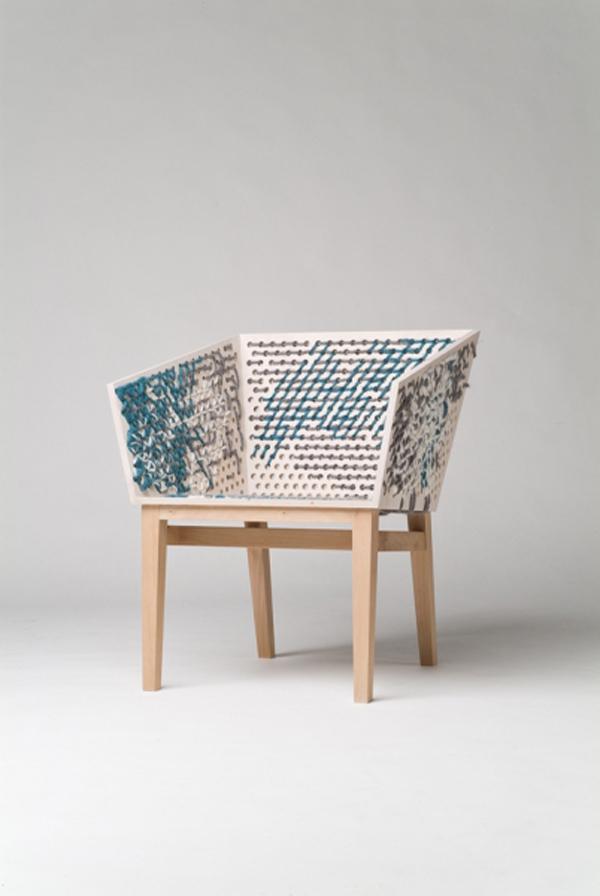 Susanne Westphal - Wooly Chair
