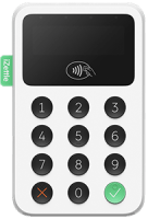 CollecTin is compatible with iZettle Readers 1 and 2