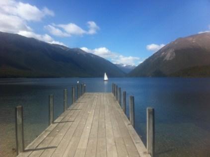 Quintessential Lake Rotoiti pic.