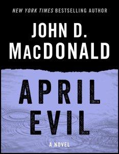 April Evil kindle