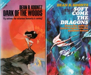 Dark of the Woods / Soft Come the Dragons