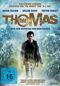 Odd Thomas - German DVD