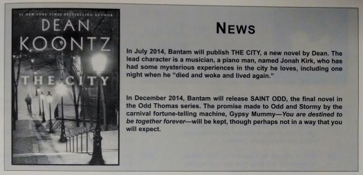 Useless News - Saint Odd reelase date