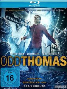 Odd Thomas - German Blu-ray