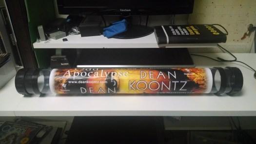 Odd Apocalypse SDCC 2012 Poster Tube (3)