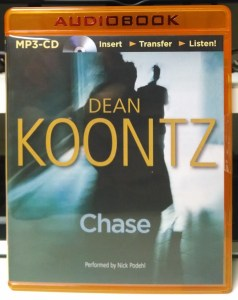Chase MP3-CD