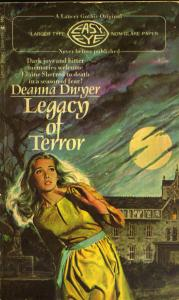 Legacy of Terror - Dwyer - Lancer PBK