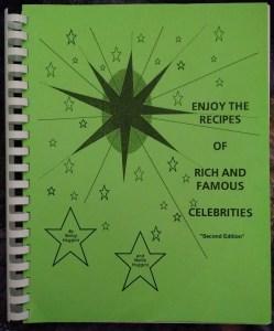 Enjoy the Recipes of Rich and Famous Celebrities - Second Edition