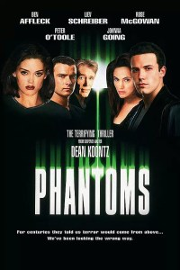Phantoms movie poster