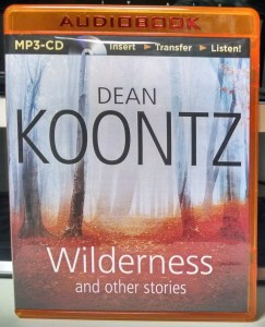 Wilderness and Other Stories MP3-CD