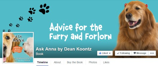 Ask Anna on Facebook