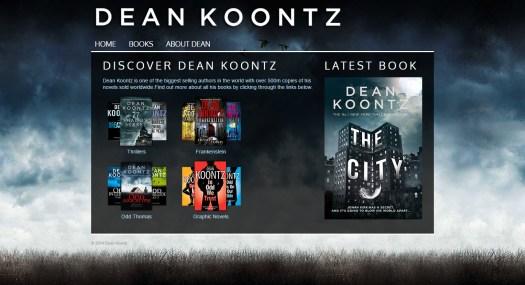 DiscoverDeanKoontz