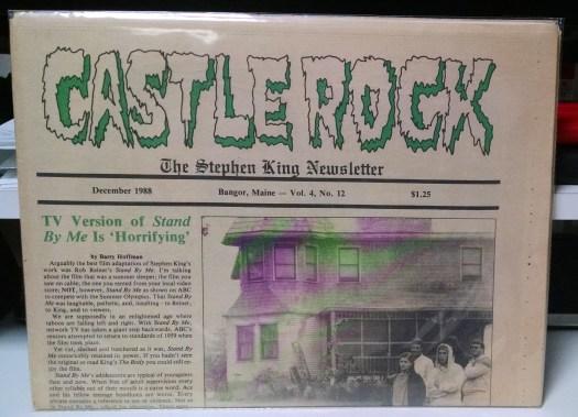 Castle Rock, December 1988, Oddkins review