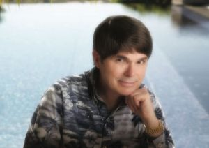 "Author Dean Koontz has sold more than 450 million books. He says of his best-selling success: ""I've always been driven, probably for a lot of reasons, and one of those is, unquestionably: I've always loved the English language."""