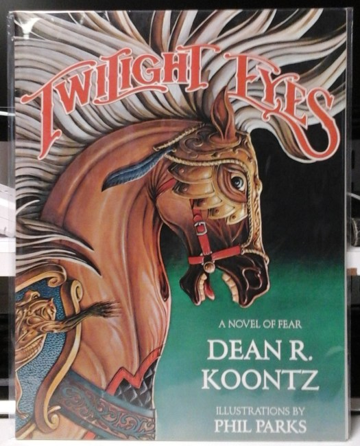 Twilight Eyes Promo Booklet