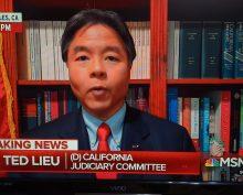 Rep. Ted Lieu is a Odd fan