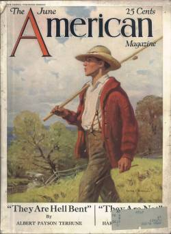The American Magazine, June 1928 Magazine Back Issue