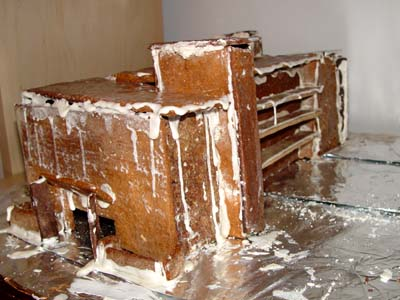 Ugly Gingerbread Houses Yuko Kato Collections and