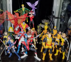 Excalibur and New Mutants
