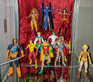 Teen Titans 80's