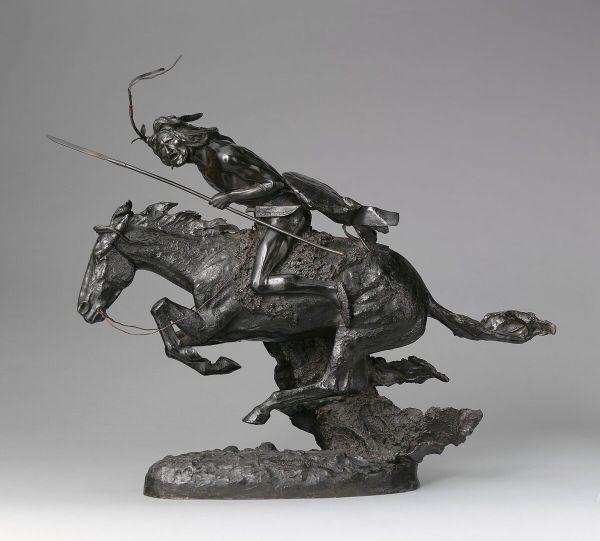 Frederic Remington Cheyenne American Met
