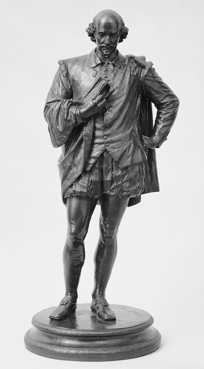 John Quincy Adams Ward William Shakespeare American