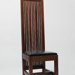 Frank Lloyd Wright Chairs Zaaz Ergonomic Chair Side American The Met Maker