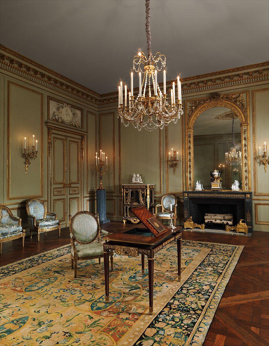 Made by Nicolas Huyot  Grand Salon from the Htel de Tess Paris  French Paris  The Met